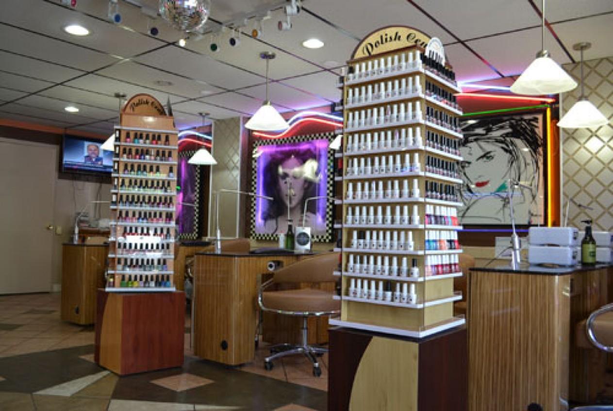 Maincures west seattle city nail salon professional for Salon seattle